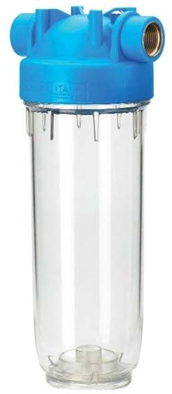 """Kućište filtera DP10 mono 1"""""""