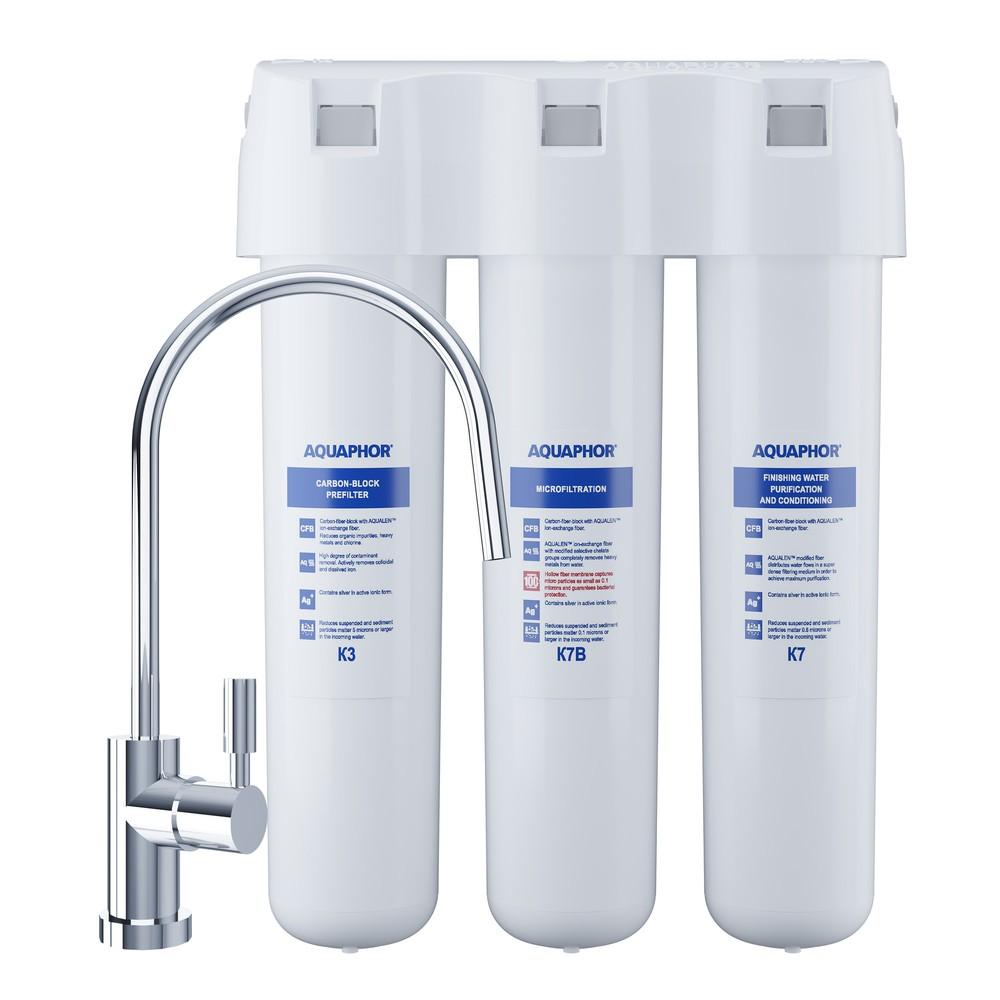 Protočni uređaj za pročišćavanje pitke vode Aquaphor Crystal ECO