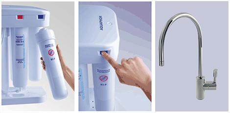 Morion uređaj za filtriranje vode - zamjenski filter ulošci